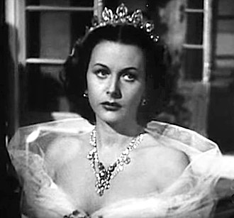 Glamour (presentation) - Hedy Lamarr was generally considered to be a glamorous star.
