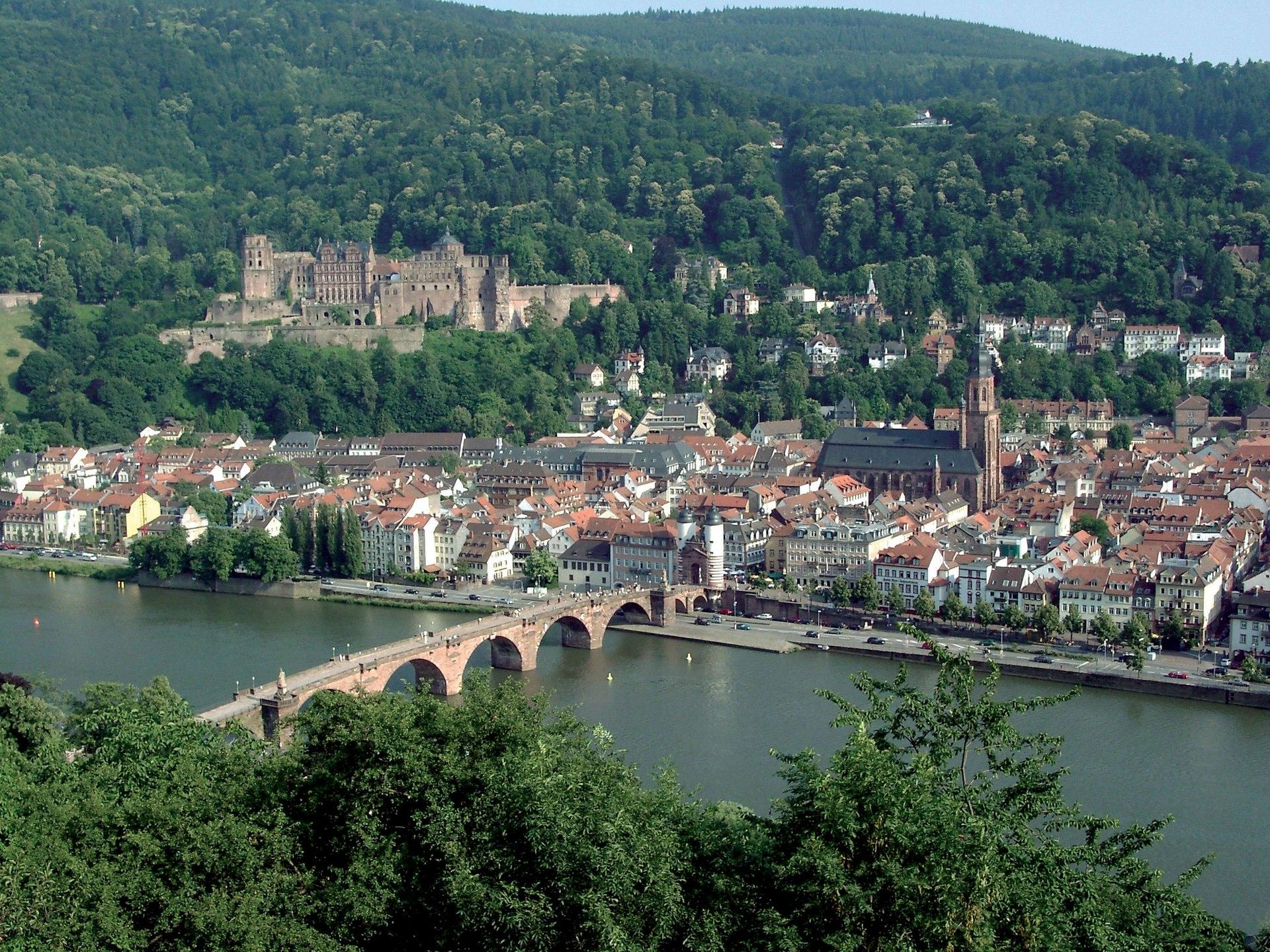 Tiempo Heidelberg