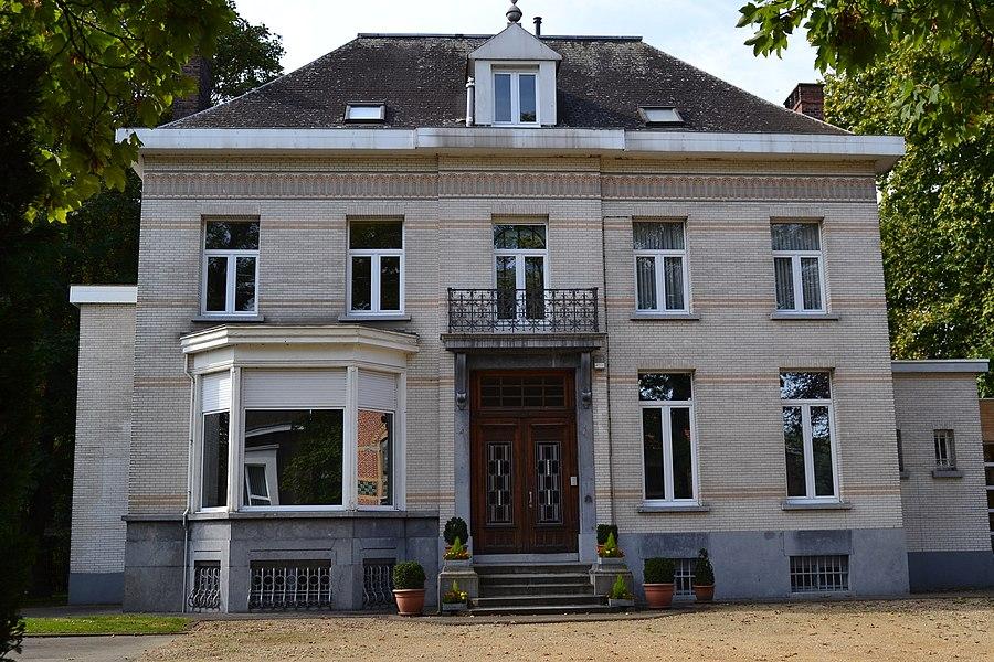Villa Ludwig, herenhuis, advocatenkantoor Hellemans