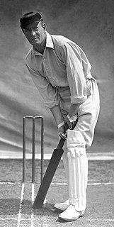 Harry Foster (cricketer) English cricketer
