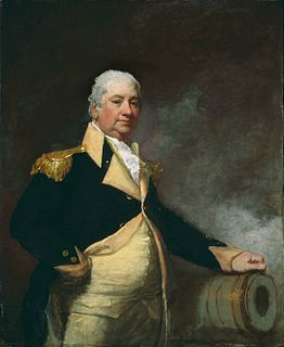 Henry Knox Continental Army and US Army general, US Secretary of War