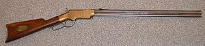 Henry rifle - Image: Henry Rifle
