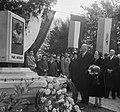 Herdenking van de geboortedag van Paul Kruger te Utrecht in de tuin van het pand, Bestanddeelnr 905-3531.jpg