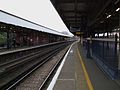 Herne Hill stn southbound platform 3 look north.JPG