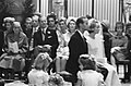 Het bruidspaar in de kerk, Bestanddeelnr 919-0434.jpg