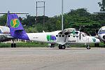 Hevilift De Havilland Canada (Viking) DHC-6-400 Twin Otter at Yangon International Airport.jpg