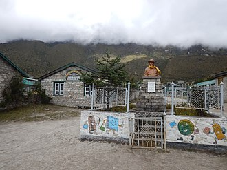 Himalayan Trust - Khumjung School in 2017