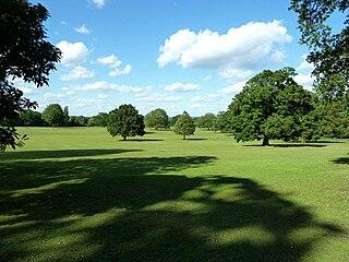 suburban area within the London Borough of Hillingdon
