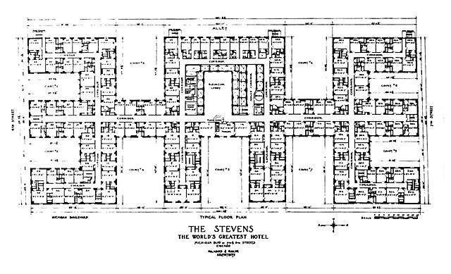 640px-Hilton_Hotel_Stevens_floor_plan Palmer House Hilton Chicago Floor Plans on chicago union station floor plans, navy pier floor plans, hyatt regency chicago floor plans, hilton chicago floor plans,
