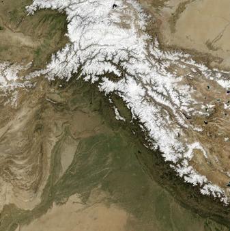 Himalayas, Punjab region