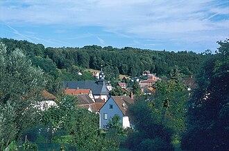 Hirzenhain - Hirzenhain in 2009