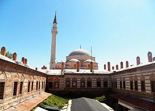 Kemeraltı historical market district of İzmir, Turkey