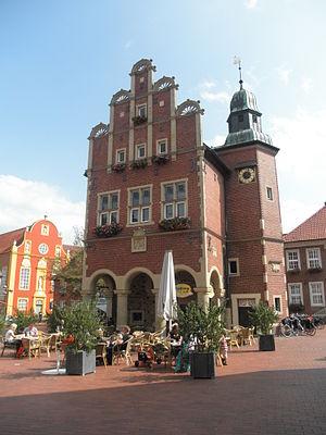 Meppen -  Town hall Meppen