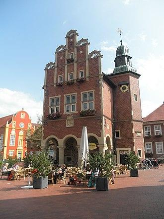 Meppen - Town hall