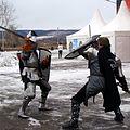 Historical fencing, club Camelot, Krasnoyarsk.jpg
