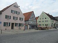 Historische Häuser im Ortskern von Hilpoltstein 1.JPG
