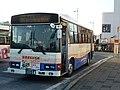 Hitachi Dentetsu 1114 at Hitachi-Taga Station.jpg