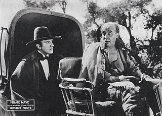 <i>Hitchin Posts</i> 1920 film by John Ford