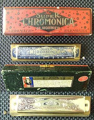 Hohner corso button accordion