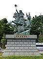 Hojo Soun memorial - Odawara, Japan - DSC06222.jpg