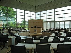 Landtag of Schleswig-Holstein - Image: Holstein Parliament