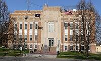 Holt County, Nebraska courthouse from W.JPG