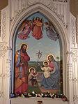 Holy Family Catholic Church (Oldenburg, Indiana) - interior, main altar, detail.jpg
