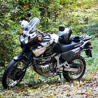Honda Africa Twin - Image: Honda Africa Twin XRV750T