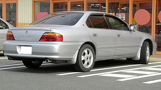 Honda Inspire - Honda Saber