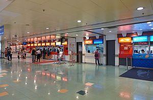 Hong Kong–Macau Ferry Terminal - Ticket Office