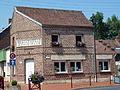 Hornaing (Nord, Fr) médiathèque.JPG