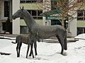 Horses, sculpture Stumm.jpg
