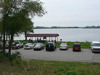 Horseshoe Lake State Park - Horseshoe Lake State Park, May 2009