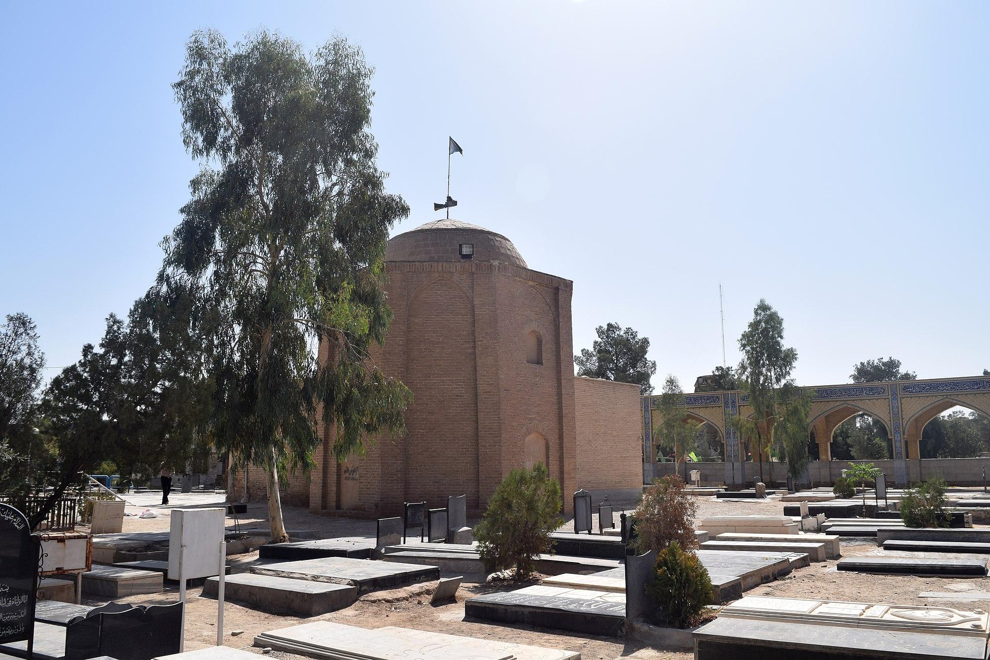 امامزاده حسین رضا