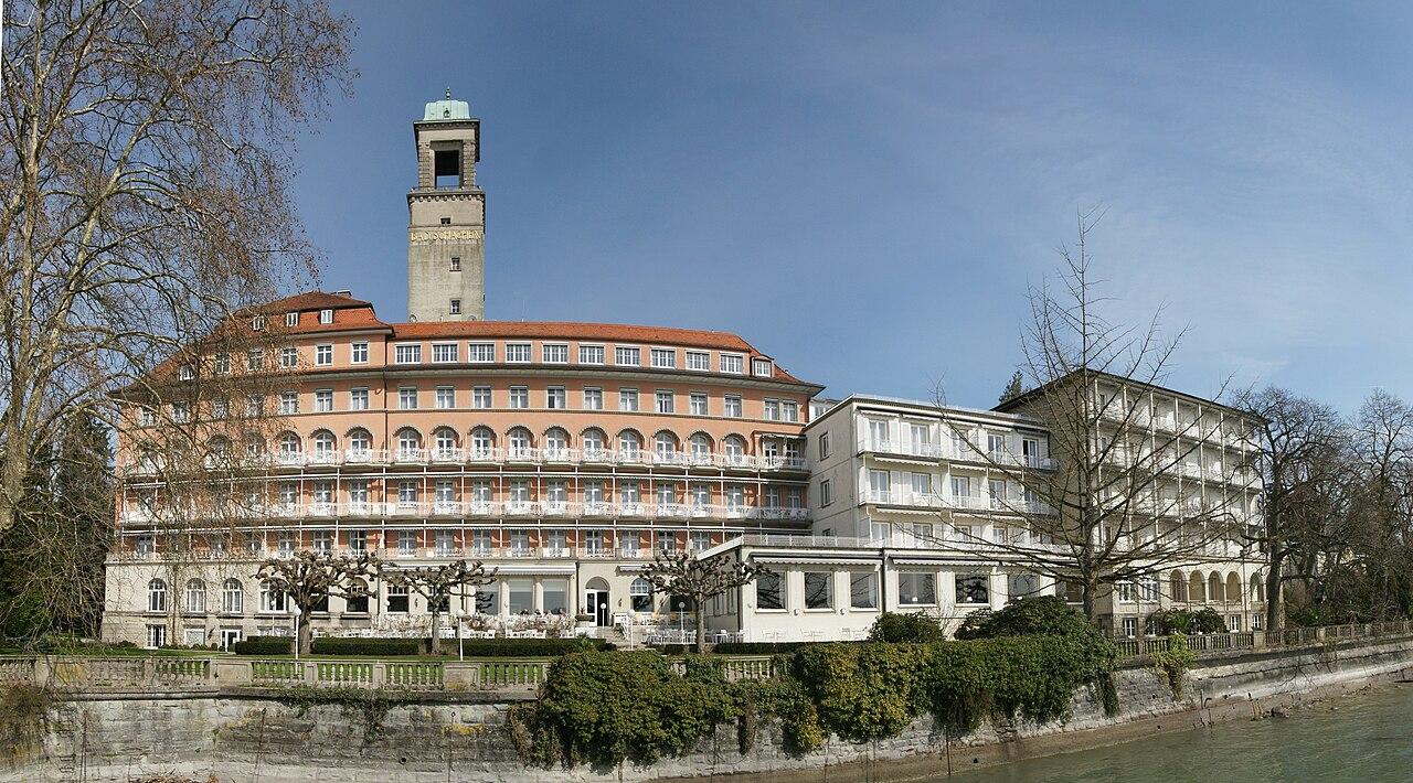 Lindau Hotel Bad Schachen