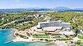 Hotel at AKS Hinitsa Bay Resort in Porto Heli, Greece (48760143831).jpg