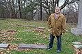 Howe grave - Lake View Cemetery - 2014-11-26 (15287989464).jpg
