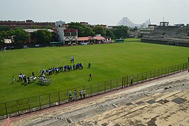 Howrah Municipal Corporation Stadium - Howrah Maidan Area - Howrah 2013-04-28 6587