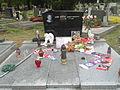 Hrob Josefa Vašíčka v Havlíčkově Brodě.JPG