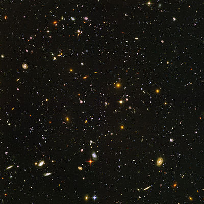 Hubble's Deepest View Ever of the Universe Unveils Earliest Galaxies