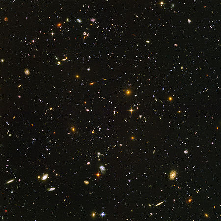 La música del Universo: El Universo, ese misterio.
