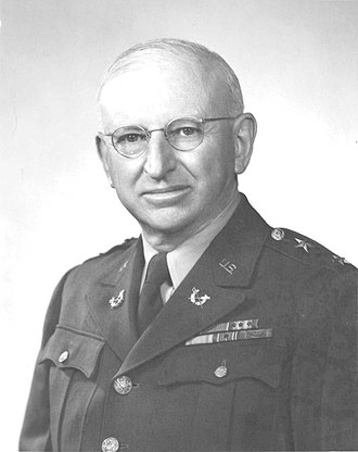 Deputy Judge Advocate General of the United States Army - Image: Hubert Hoover