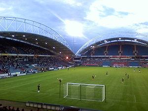 Kirklees Stadium - Image: Huddersfield 002