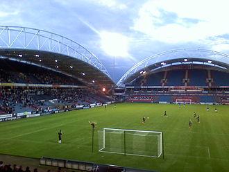 Alfred McAlpine - Image: Huddersfield 002