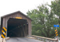 Hunsecker's Mill Covered Bridge East Approach 2850px.jpg