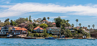 Huntleys Point, New South Wales Suburb of Sydney, New South Wales, Australia