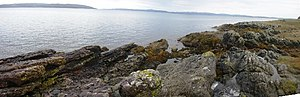 James Hutton - Hutton's Unconformity on Arran