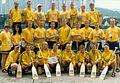 IDBF World Dragon Boat Championships 1997 in Hong Kong, Swedish Team.jpg
