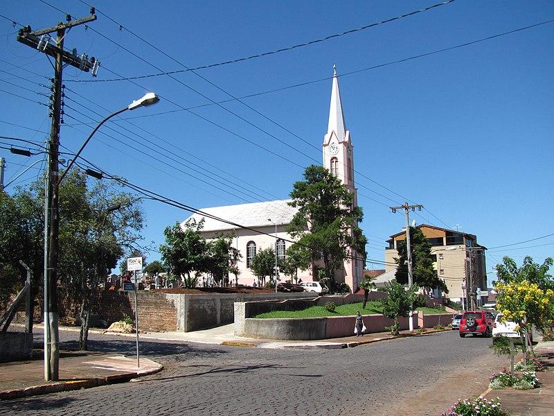 Cidades da Serra Gaúcha