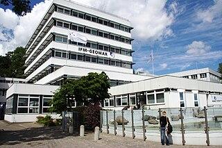 GEOMAR Helmholtz Centre for Ocean Research Kiel research institute in Kiel, Germany